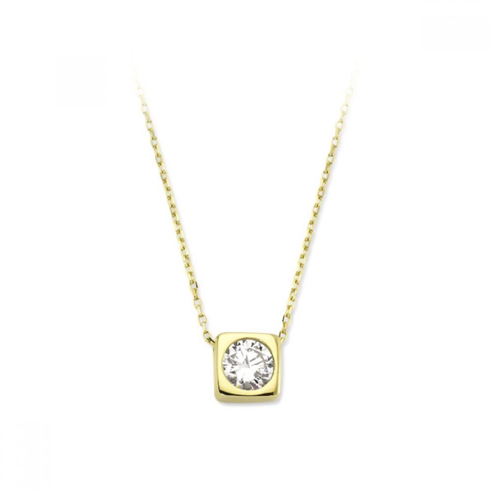 Gorria Gold Necklace